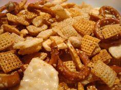 Littlemafia's Asian Snack Mix