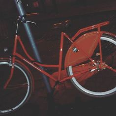#orange #bikecycle #templearea #dublin #ireland #january2017👣