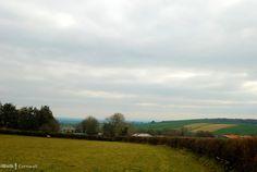 Countryside near Tresmeer, North Cornwall