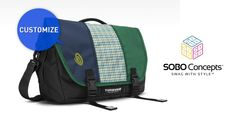Customize this Timbuk2 messenger bag with your own colors, logo and graphics to make it truly a one-of-a-kind gift. #SWAGwithStyle
