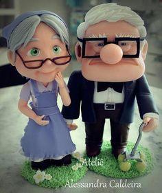 Amazing Disney Pixar Up Cake