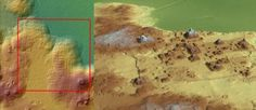 Satellites Discover World's Oldest Superhighways In Lost Ancient City Of El Mirador