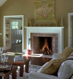 Rumford Fireplace