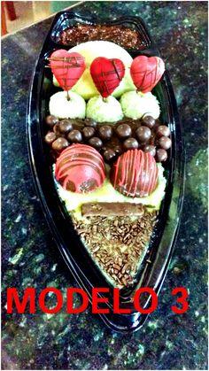 Modelo 2 Queridinho dos clientes! Alem de muito beijinho e trufas de leite ninho com chocolate, tem o famoso PASTEL DE LEITE NINHO COM NUTELLA! faça seu pedido aqui pelo whats >>068 999960036 Apenas 25$