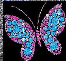 Lots of butterfly image codes. Including butterfly layouts, icons, glitter graphics, comments and more. Butterfly Gif, Butterfly Wallpaper, Blue Butterfly, Glitter Gif, Glitter Wallpaper, Black Wallpaper, Gifs Disney, Art Papillon, Pictures Of Insects