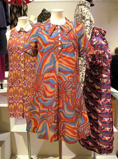 All these 70s Biba prints, please and thank you. (From Get Some Vintage-a-Peel)