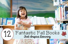 Fall-themed Books to Inspire Learning