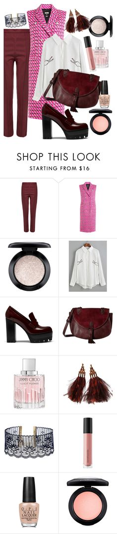"""""""Hypothesis"""" by chelsofly ❤ liked on Polyvore featuring Wood Wood, MSGM, MAC Cosmetics, Mulberry, Madden Girl, Jimmy Choo, Louis Vuitton, Vanessa Mooney, Bare Escentuals and OPI"""