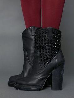 shopstyle.com: Jeffrey Campbell Chelsea Stud Boot