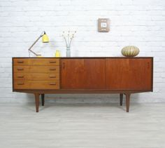 G PLAN RETRO VINTAGE TEAK MID CENTURY DANISH STYLE SIDEBOARD TV MEDIA UNIT 60s | eBay