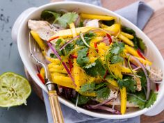CHICKEN AND MANGO SALAD Serves 4 - New Zealand Herald
