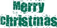 Stamp It Stamp Merry Christmas