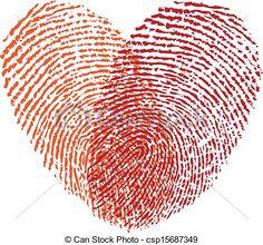 """Über 1.000 Ideen zu """"Fingerabdruck Herz auf Pinterest ..."""