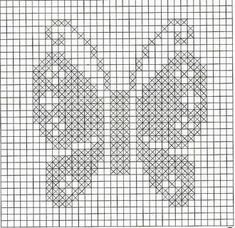 Crochet Patterns Filet, Cross Stitch Alphabet Patterns, Crochet Bedspread Pattern, Knitting Charts, Knitting Patterns, Monks Cloth, Fillet Crochet, Double Knitting, Crochet Doilies