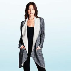 Head out for wintry outings in these cozy knit cardigans, sweaters, scarves and more. #zulilyfinds
