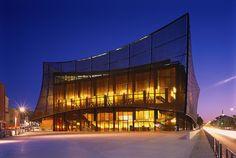 Albi Grand Theater / Dominique Perrault Architecture