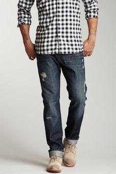 9507e24a735 7 Standard Straight Leg Jean Man Gifts