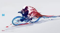 Digital art selected for the Daily Inspiration #1467