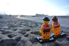 Excited that the lifeboat crew may becoming to visit us soon.