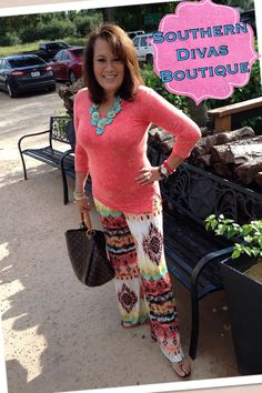 Take me to Santa Fe.  Outfit available online at Southerndivasboutique.com