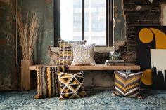Loloi Rug & Pillows