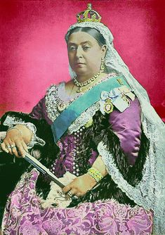 Kings and Queens of England (1066-2010)  Queen Victoria