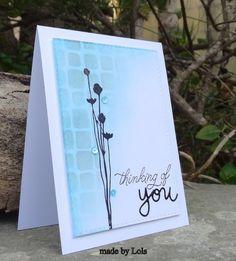 Lorraine's Loft: Tim Holtz Wildflowers