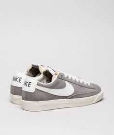 Nike Blazer Low if anyone buys me these I will love you forever! Love from Ellen xxx