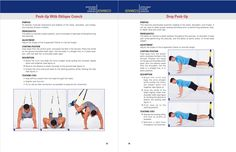 Complete Guide to TRX® Suspension Training®, from renowned strength and conditioning expert Dr. Jay Dawes, is the authoritative guide to Suspension Training®. This resource is so thorough that it has earned the endorsement of TRX®. Look inside at the instruction, advice, and insights, and you'll see why. This is a one-of-a-kind resource designed to take workouts to unprecedented levels. Includes instructions for more than 115 exercises with photo sequences, variations and safety…