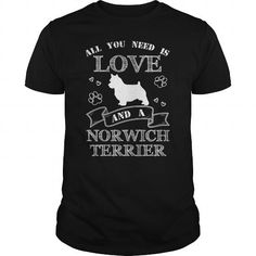 ALL YOU NEED IS LOVE AND A NORWICH TERRIER T-SHIRTS TEE (==►Click To Shopping Here) #all #you #need #is #love #and #a #norwich #terrier #t-shirts #Dog #Dogshirts #Dogtshirts #shirts #tshirt #hoodie #sweatshirt #fashion #style
