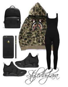 """""""💚💚💚"""" by lahraog on Polyvore featuring Ash and Coach"""