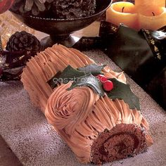 Karácsonyi fatörzs | Receptek