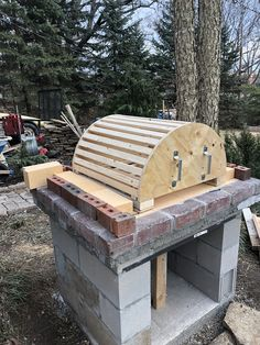 Compact Pizza Ovens for Home Kitchens and Backyards Brick Oven Outdoor, Brick Bbq, Pizza Oven Outdoor, Home Pizza Oven, Build A Pizza Oven, Oven Diy, Fire Pit Grill, Four A Pizza, Pizza Ovens