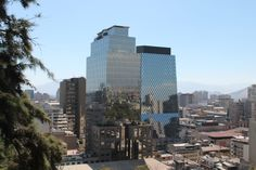 Desde el #StaLucia #santiago #Chile #summer #sun #travel