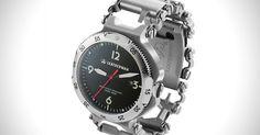L'orologio tuttofare marchiato Leatherman - http://www.davincitech.it/2015/02/16/lorologio-tuttofare-marchiato-leatherman/