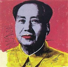 Warhol - Mao