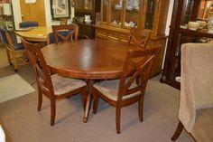 Used Table & 4 chairs