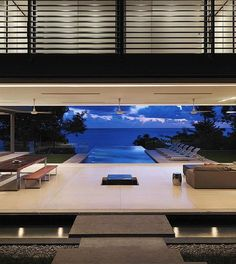 Imaginative Architecture luxury modern homes  ultra modern house on the beach 6
