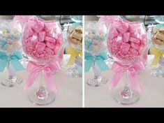Yes, 60 DIY Baby Shower Favors Ideas for Girls - YouTube
