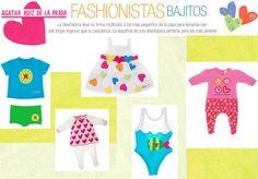 Diseños de Agatha Ruíz de la Prada
