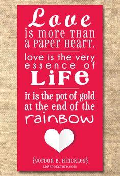 valentine's day gospel message