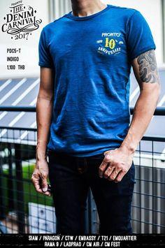 Pronto Denim Store 10 Years Anniversary Shirt - Long John