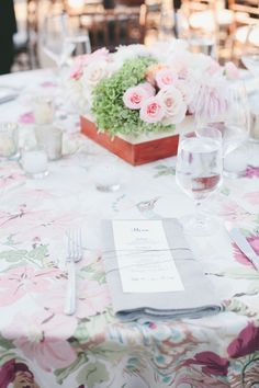 See the rest of this beautiful gallery: http://www.stylemepretty.com/gallery/picture/1110696/