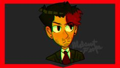 Darkiplier (Patched) by MabsootFoops