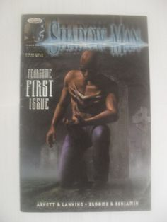Shadowman Vol 3 1 Price on Cover RARE Variant | eBay