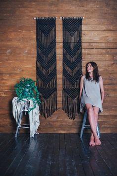 Bliss Hammocks Indoor Outdoor Hanging Macrame Chair