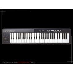 M-Audio Keystation 61 II MIDI vezérlő