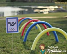 11 Olympic Event Signs to Print {FREE!} 11 Free Olympic Event Signs to Print {Olympic Games} Olympic Games For Kids, Olympic Idea, Activities For Kids, Outdoor Activities, Outdoor Games, Kids Olympics, Special Olympics, Summer Olympics, Beer Olympics Party