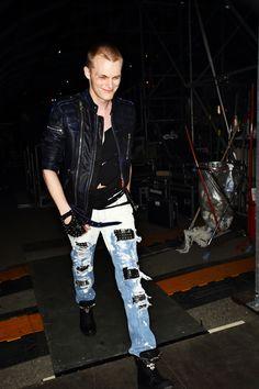 Philipp Plein SS16 Men Fashion Show Milan Backstage | Sonny Vandevelde