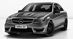 Sous ses airs sages de berline bourgeoise, la Mercedes Classe C sait aussi cacher un tempérament de feu. L'édition limité 507 avec, comme son nom l'indique, 507 chevaux sera la plus puissante de la série. #Mercedes #507cv #Sportive  http://www.auto-ici.fr/